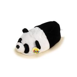 HTI-Living Hausschuhe Plüsch Pandabär Plüsch Hausschuhe