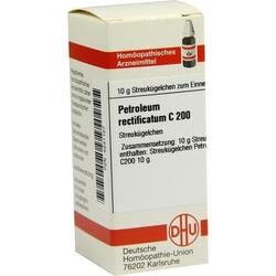 PETROLEUM RECTIFICATUM C 200 Globuli 10 g