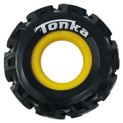 Tonka Reifen mit Felge, Durchmesser: 9 cm