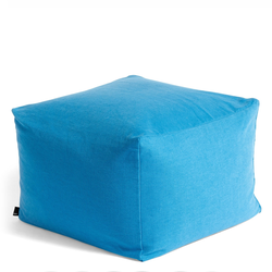 Pouf Persian Blue  Hay
