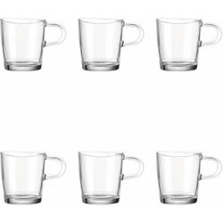 LEONARDO Becher Loop (6-tlg), für Tee und Kaffee
