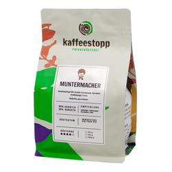 """Kaffeebohnen Kaffeestopp Privatrösterei """"Muntermacher"""