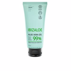 IBIZALOE gel puro de Aloe Vera 99% hojas frescas eco 100 ml