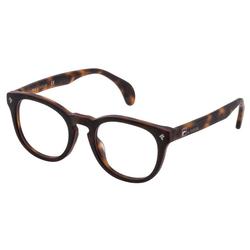 Lozza Brille VL4243 braun