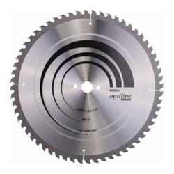 Bosch Kreissägeblatt Optiline Wood für Tischkreissägen 400 x 30 x 3,5 mm 60