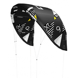 CORE XR6 Kite tech black 10 - 11.0