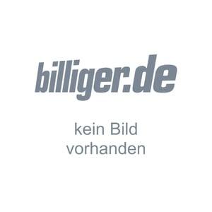 Boxspringbett Dream-Well 140x200 cm Schwarz mit Matratze und Topper Boxspringbetten