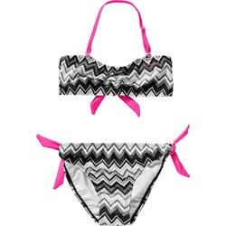 Kilmanock Bügel-Bikini Kinder Bikini GOLDIE schwarz 176