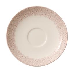 Villeroy & Boch Floreana roter Unterteller für Teetasse 14cm
