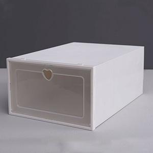20tlg Schuhkarton Schuhbox Schuhaufbewahrung Kunststoffbox Storage Stapelbar