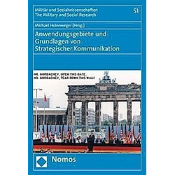 Anwendungsgebiete und Grundlagen von Strategischer Kommunikation - Buch