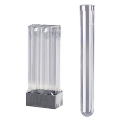 Schnapsglas `Reagenzglas`, 2 cl, transparent, 6 Stk.