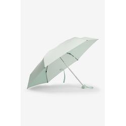 Next Taschenregenschirm Regenschirm, None grün
