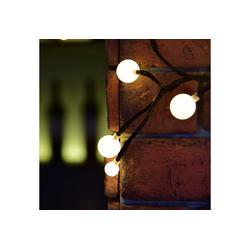 Avoalre Dekolicht, LED Lichterkette 72 größere LED Weihnachtsbeleuchtung - Avoalre 2.5m Dekobeleuchtung - 8 Modi LED Weihnachtsbeleuchtung strombetrieb Deko für Innen Außen Neujahr Weihnachten Geburtstag Feiertag [Energieklasse A++]