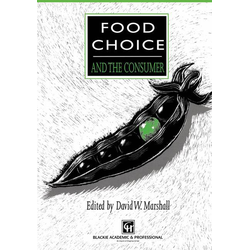 Food Choice and the Consumer als Buch von David W. Marshall