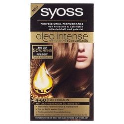 Syoss Oleo Intense 4-60 Goldbraun