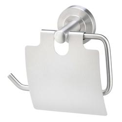 AMARE Toilettenpapierhalter Toilettenpapierrollenhalter mit Abdeckklappe (1-St)