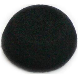 Cardo Microfoonspons voor hybride microfoons, zwart, Eén maat