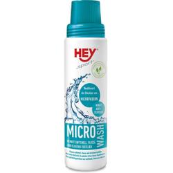 HEY-Sport Micro Wash Waschmittel, für Sport- und sonstige Bekleidung aus Mikrofasern, 250 ml - Flasche