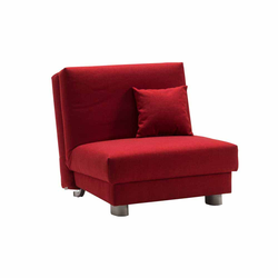 Faltsessel in Rot modern