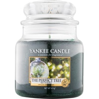 Yankee Candle The Perfect Tree mittelgroße Kerze 411 g