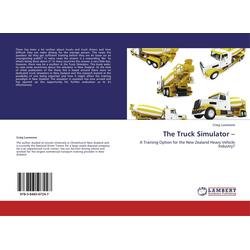 The Truck Simulator - als Buch von Craig Luxmoore