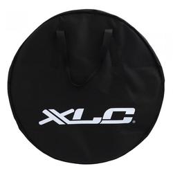 XLC Fahrradkorb XLC Laufradtasche BA-S101 für 1 Laufrad, schwarz,