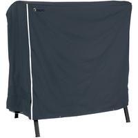 Tepro Universal Abdeckhaube für Garten-/Hollywoodschaukel, schwarz