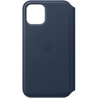 Apple iPhone 11 Pro Leder Folio tiefseeblau