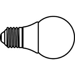 Energiespar-Leuchtmittel 8 Watt Sockel E 27