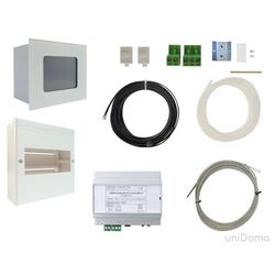 Leda LUC 2 Sicherheits Unterdruck Controller / Unterdruckwächter Hohlwand Komplettset 1003-01738