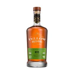 Yellow Rose Rye Spirituose 45%vol. 0,7L