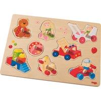 Haba Greifpuzzle Meine ersten Spielzeuge (301963)