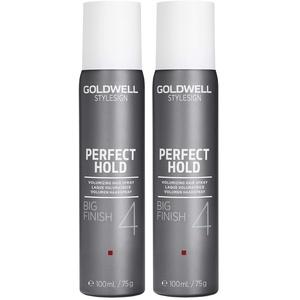 2er Volumen Haarspray Big Finish Perfect Hold Stylesogn Goldwell 100 ml