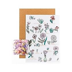 DIY Card, Hygge, Flowers