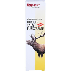 HIRSCHTALGCREME Holzhacker 75 ml