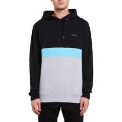 Volcom - Sngl Stn Div P/O New Black - Sweatshirts - Größe: XL