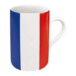 Könitz Becher Flaggenbecher Frankreich 310 ml