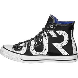 Converse Chuck Taylor All Star Gore-tex Hi black-white/ white, 43