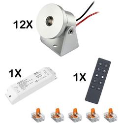 VBLED LED Einbaustrahler