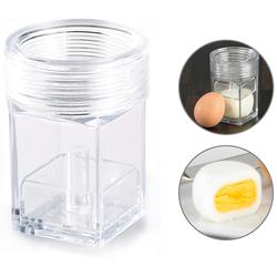 Würfel-Ei-Maschine für eckige Eier