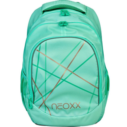 neoxx Schulrucksack Fly, Mint to be