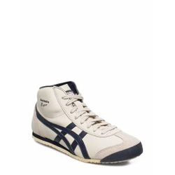 Onitsuka Tiger Mexico Mid Runner Hohe Sneaker Creme ONITSUKA TIGER Creme 44,42.5,45,44.5,43.5,40.5,42,41.5,46,47,39,48