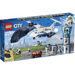 60210 LEGO® CITY Polizei Fliegerstützpunkt