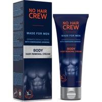 NO HAIR CREW Made for Men Body Kaltwachsstreifen Körper 20 St.