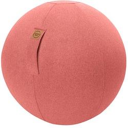 SITTING BALL FELT Sitzball lachs 65,0 cm