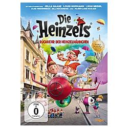 Die Heinzels - Rückkehr der Heinzelmännchen - DVD  Filme