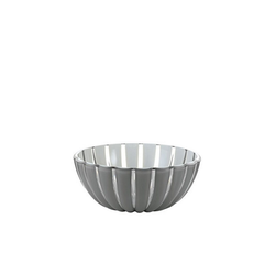 Guzzini Schale guzzini Schale GRACE grau-weiß D ca. 12 cm, Acrylglas