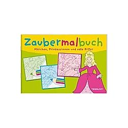 Zaubermalbuch Märchen - Buch