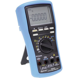 Metrel MD 9060 Hand-Multimeter digital CAT IV 1000V Anzeige (Counts): 500000
